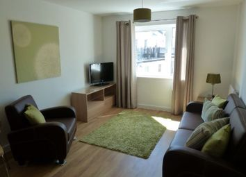 Thumbnail 1 bed flat to rent in Bute Crescent, Cardiff