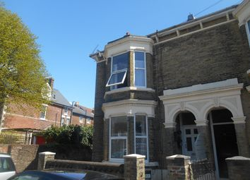 Thumbnail 1 bed flat to rent in Albert Grove, Southsea PO5.