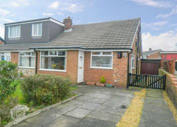 Thumbnail 4 bedroom semi-detached bungalow for sale in Ferndown Road, Harwood, Bolton, Lancashire