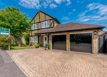 Thumbnail 4 bed detached house for sale in Greenhill Gardens, Guildford