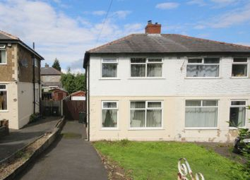Thumbnail 2 bed semi-detached house for sale in Netherlands Avenue, Low Moor, Bradford