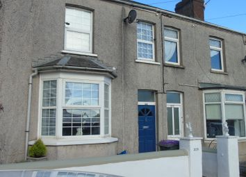 Thumbnail 2 bed terraced house for sale in Llantarnam Road, Llantarnam, Cwmbran