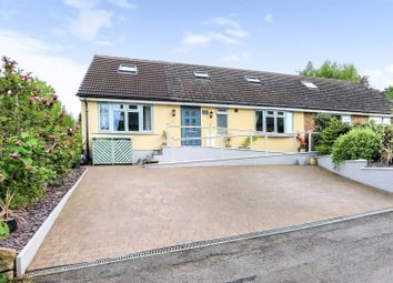 Thumbnail 4 bed semi-detached bungalow for sale in Hall Lane, Packington