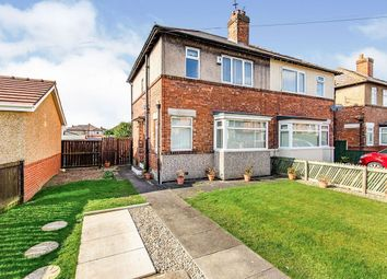 Thumbnail 2 bed semi-detached house to rent in Lynton Gardens, Darlington