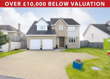 Thumbnail 5 bed detached house for sale in Slackbuie Way, Inverness