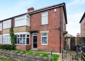 Thumbnail 2 bedroom flat to rent in Balkwell Avenue, North Shields