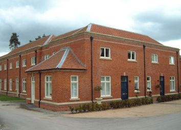 Thumbnail 4 bedroom town house to rent in Carnarvon Court, Bretby Hall Park, Burton Ona