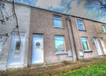 Thumbnail 2 bedroom terraced house for sale in East Street, Chopwell, Newcastle Upon Tyne