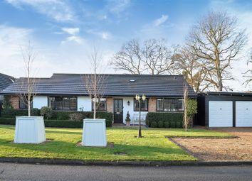 Thumbnail 3 bed detached bungalow for sale in Bushey Shaw, Ashtead