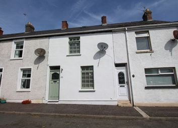 Thumbnail 2 bedroom terraced house for sale in Loughview Terrace, Greenisland, Carrickfergus