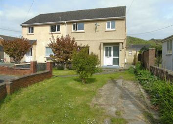 Thumbnail 3 bed semi-detached house for sale in Trenel, Pembrey, Llanelli