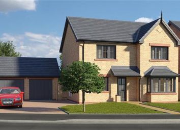 Thumbnail 4 bed detached house for sale in The Trent, St. Cuthberts Close, Off King Street, Wigton