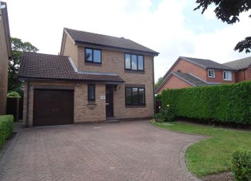 Thumbnail 4 bed detached house to rent in Peveril Crescent, West Hallam, Ilkeston