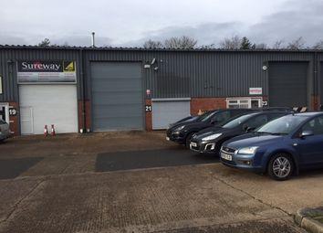 Thumbnail Warehouse to let in Hurlbutt Road, Heathcote Industrial Estate, Warwick