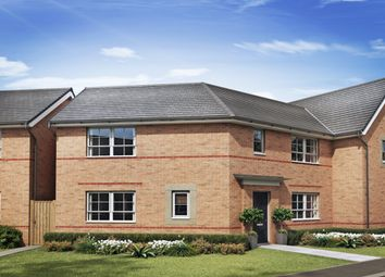 "Thumbnail 3 bedroom detached house for sale in ""Eskdale"" at Texan Close, Warton, Preston"