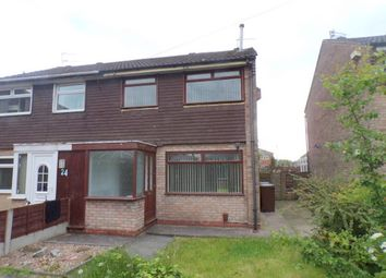 Thumbnail 3 bed end terrace house to rent in Bosworth Close, Whitefield