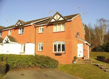 Thumbnail 1 bedroom end terrace house to rent in Eyston Drive, Weybridge