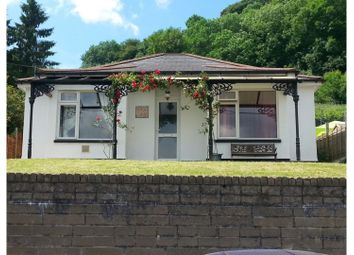Thumbnail 3 bed detached bungalow for sale in Risca, Newport