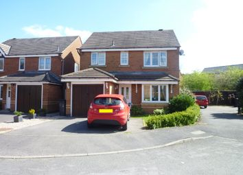 Thumbnail 3 bed detached house to rent in David Lees Close, Ellistown, Coalville
