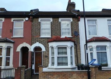 Thumbnail 2 bed terraced house for sale in Huxley Road, Edmonton