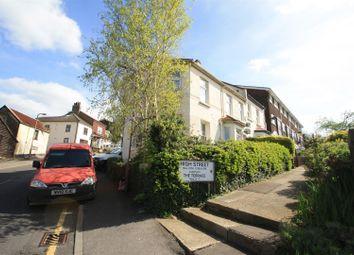 Thumbnail 1 bed flat for sale in High Street, Benfleet