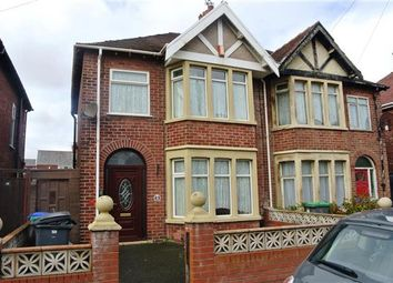 Thumbnail 3 bedroom semi-detached house for sale in Falmouth Road, Blackpool