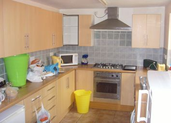 Thumbnail 7 bed terraced house to rent in Harrington Drive, Nottingham