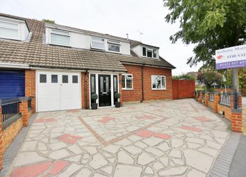 Thumbnail 5 bedroom semi-detached house for sale in Old Road, Crayford, Dartford