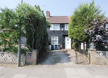 Thumbnail 3 bed terraced house for sale in Montrose Avenue, Edgware, Greater London.