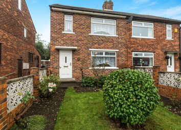 Thumbnail 3 bedroom semi-detached house for sale in Lamb Hill Close, Stradbroke, Sheffield