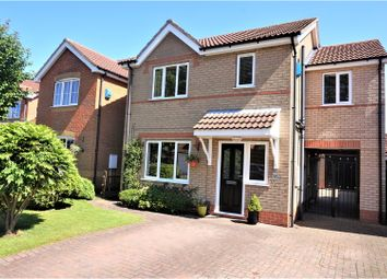 Thumbnail 4 bed detached house for sale in Sagefield Close, Scartho
