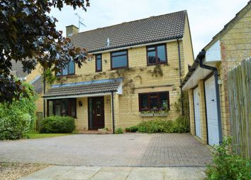 Thumbnail 4 bed detached house for sale in The Cursus, Lechlade