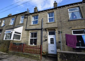 Thumbnail 2 bed terraced house for sale in Alma Street, Queensbury, Bradford