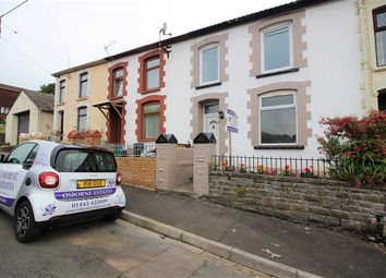 Thumbnail 3 bed terraced house for sale in Charles Street, Porth, Porth