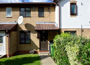 Thumbnail 2 bed terraced house for sale in Nightingale Court, Peterborough