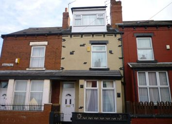 Thumbnail 4 bedroom terraced house for sale in Dorset Road, Leeds