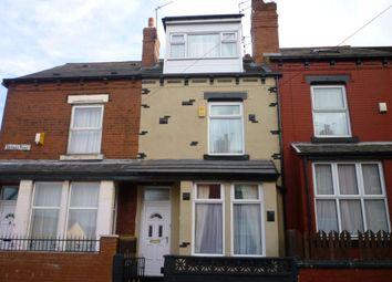 Thumbnail 4 bedroom terraced house for sale in Dorset Road, Leeds