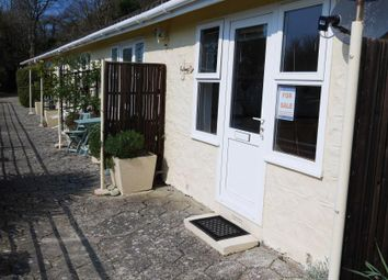 Thumbnail 1 bed terraced house for sale in Boxers Lane, Niton, Ventnor