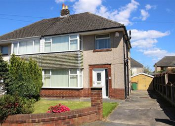 Thumbnail 3 bedroom semi-detached house for sale in Pineway, Fulwood, Preston