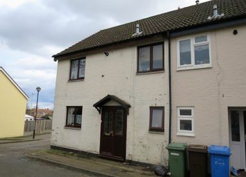 Thumbnail 3 bedroom end terrace house for sale in Smeat Street, Norwich