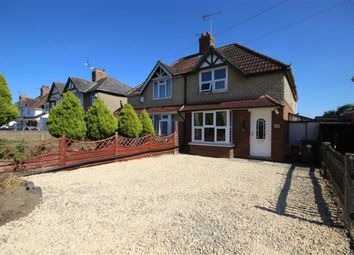 Thumbnail 3 bedroom semi-detached house for sale in Oxford Road, Stratton, Wiltshire