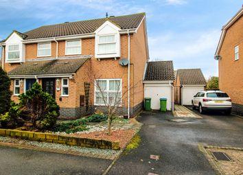 Thumbnail 3 bed semi-detached house for sale in Trimaran Road, Warsash, Southampton
