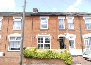 Thumbnail 3 bed terraced house for sale in Khartoum Road, Ipswich, Suffolk
