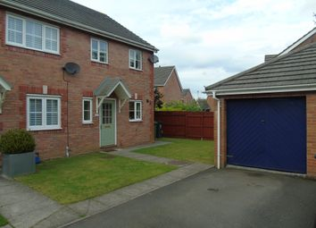 Thumbnail 2 bedroom semi-detached house for sale in Clos Eiddiw, Ely, Cardiff
