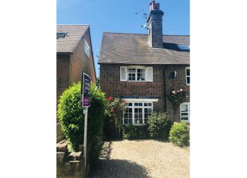 Thumbnail 3 bed cottage for sale in The Street, Ewhurst