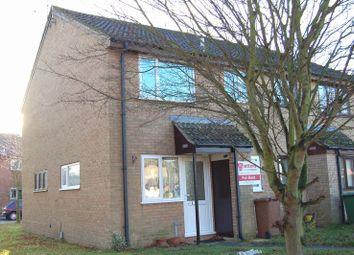 Thumbnail 1 bedroom detached house to rent in Somerville, Werrington, Peterborough