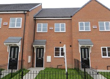 Thumbnail 3 bed town house to rent in Bishop Alcock Road, Hull