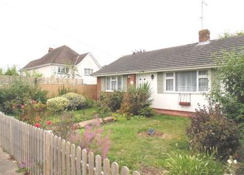 Thumbnail 2 bed bungalow for sale in Orchard Avenue, Worthing, West Sussex