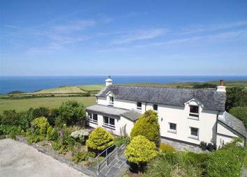 Thumbnail 4 bed detached house for sale in Treligga, Delabole