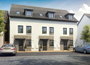 "Thumbnail 3 bedroom semi-detached house for sale in ""Padstow"" at Redwood Drive, Plympton, Plymouth"